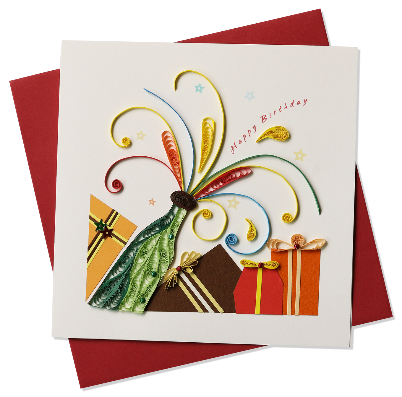 LOUIE Awards – The Artist & The Card 2013 | Quilling Arts - VIET NET | Crafted Gifts By Hand And Heart