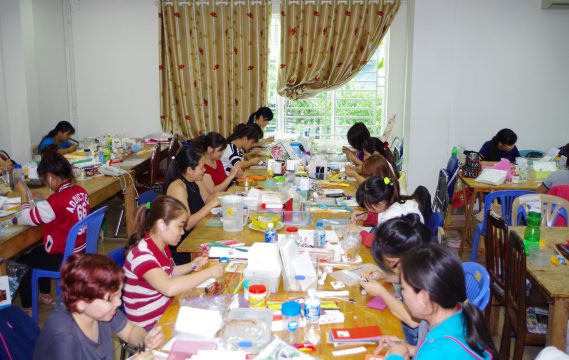 Quilling Arts - VIET NET | Crafted Gifts By Hand And Heart