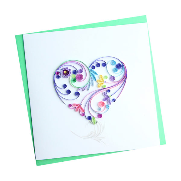 VN2DC115001NN - Quilling Arts - VIET NET - Crafted Gifts By Hand And Heart
