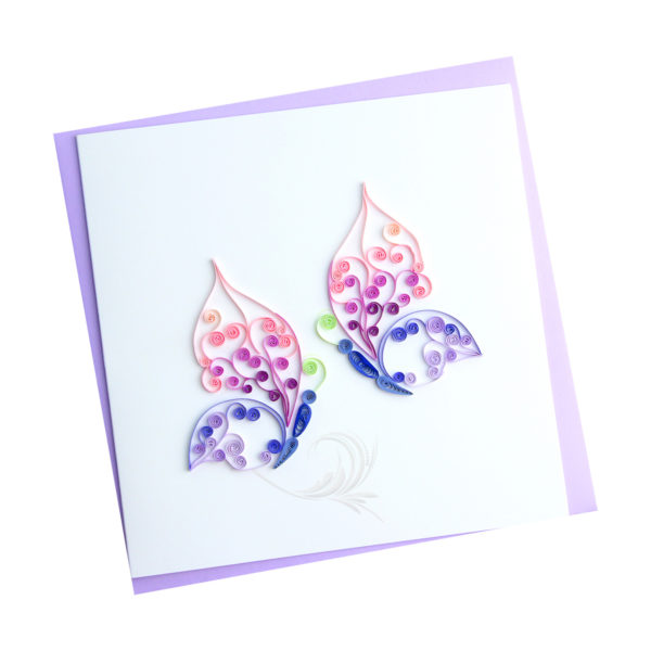 VN2DC115002NN - Quilling Arts - VIET NET - Crafted Gifts By Hand And Heart