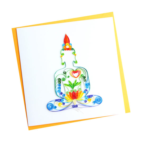 VN2DC115003NN - Quilling Arts - VIET NET - Crafted Gifts By Hand And Heart