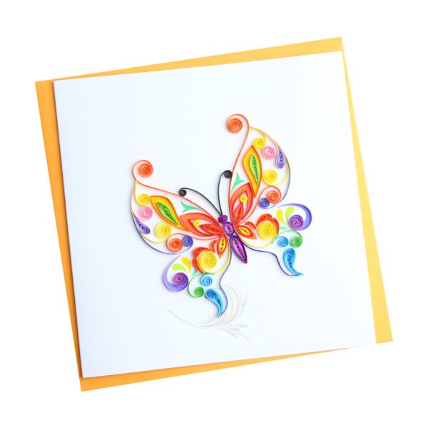 VN2DC115005NN - Quilling Arts - VIET NET - Crafted Gifts By Hand And Heart