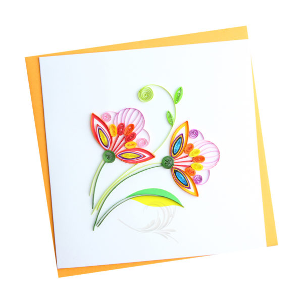 VN2DC115006NN - Quilling Arts - VIET NET - Crafted Gifts By Hand And Heart