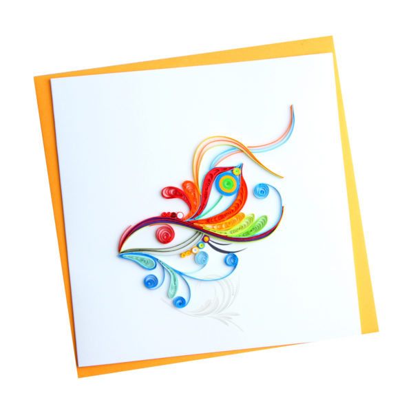 VN2DC115007NN - Quilling Arts - VIET NET - Crafted Gifts By Hand And Heart