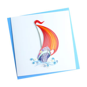 VN2DC115008NN - Quilling Arts - VIET NET - Crafted Gifts By Hand And Heart