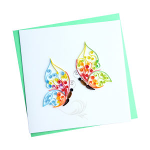 VN2DC115009NN - Quilling Arts - VIET NET - Crafted Gifts By Hand And Heart