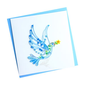 VN2DC115010NN - Quilling Arts - VIET NET - Crafted Gifts By Hand And Heart