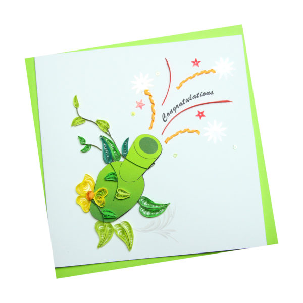 VN2NN1150F7E1 - Quilling Arts - VIET NET - Crafted Gifts By Hand And Heart