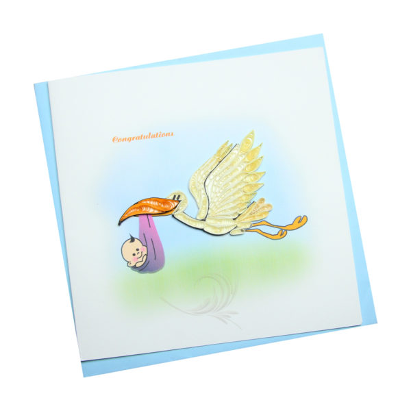 VN2NN1150I7E1 - Quilling Arts - VIET NET - Crafted Gifts By Hand And Heart