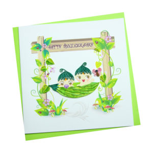 VN2NN1150Y9E2 - Quilling Arts - VIET NET - Crafted Gifts By Hand And Heart
