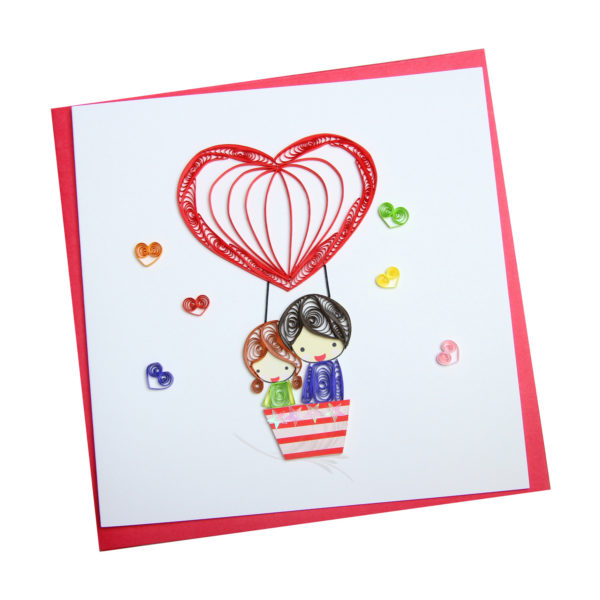 VN2NN115S58NN - Quilling Arts - VIET NET - Crafted Gifts By Hand And Heart