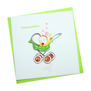 VN2NN115S75E2 - Quilling Arts - VIET NET - Crafted Gifts By Hand And Heart