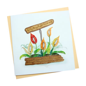 VN2NN115SF8E1 - Quilling Arts - VIET NET - Crafted Gifts By Hand And Heart