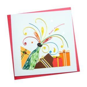 VN2NY1150O7E2 - Quilling Arts - VIET NET - Crafted Gifts By Hand And Heart