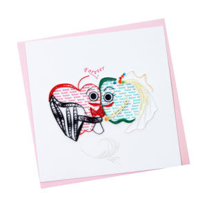 VN2NN1150C4E1 - Quilling Arts - VIET NET - Crafted Gifts By Hand And Heart