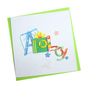 VN2NN115S71E1 - Quilling Arts - VIET NET - Crafted Gifts By Hand And Heart