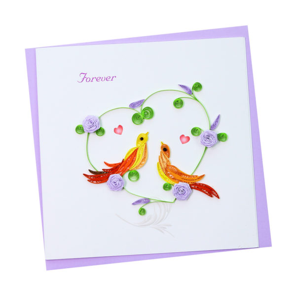 VN2NN115S98E1 - Quilling Arts - VIET NET - Crafted Gifts By Hand And Heart