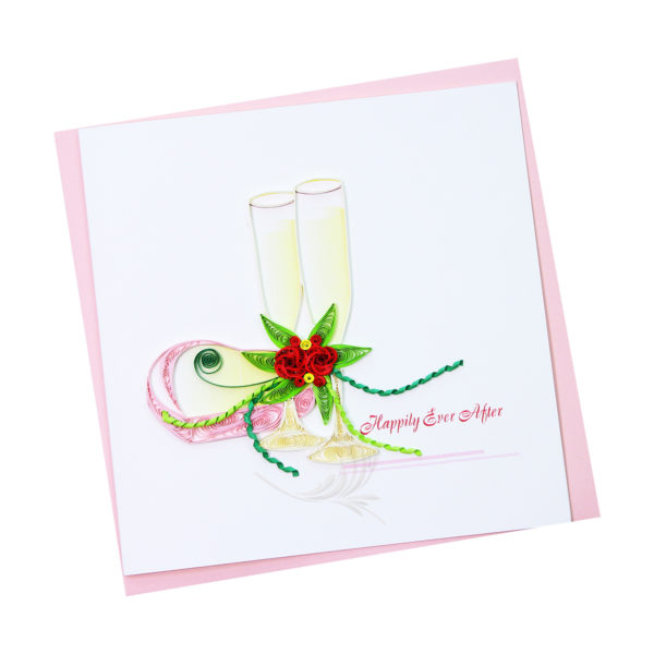 VN2NN115SB1NN - Quilling Arts - VIET NET - Crafted Gifts By Hand And Heart