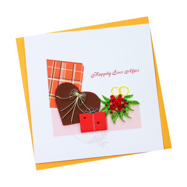 VN2NN115SB3E1 - Quilling Arts - VIET NET - Crafted Gifts By Hand And Heart