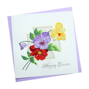 VN2NN115SBRE1 - Quilling Arts - VIET NET - Crafted Gifts By Hand And Heart