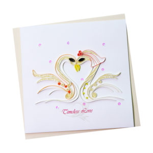 VN2NN115SC0E1 - Quilling Arts - VIET NET - Crafted Gifts By Hand And Heart