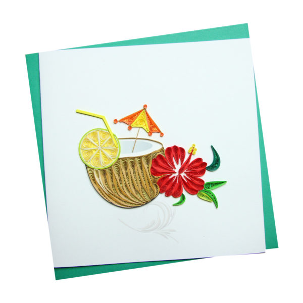 VN2NN115SH1NN - Quilling Arts - VIET NET - Crafted Gifts By Hand And Heart