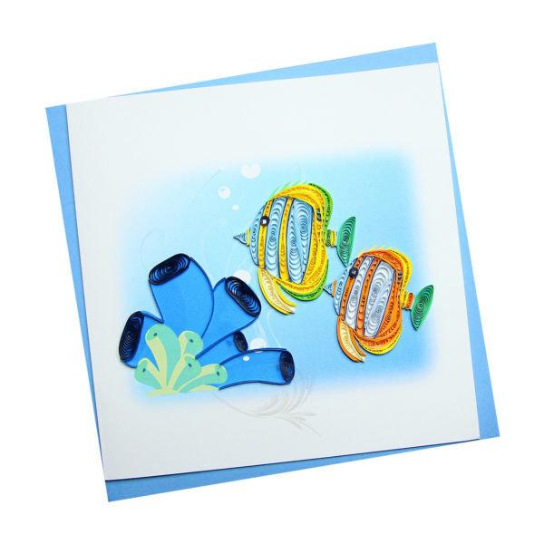 VN2NN115SO4NN - Quilling Arts - VIET NET - Crafted Gifts By Hand And Heart