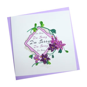 VN2NN115ST4E3 - Quilling Arts - VIET NET - Crafted Gifts By Hand And Heart