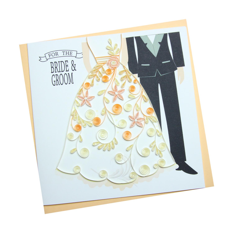 Wedding Vn2ws1150kze1 Quilling Arts Viet Net