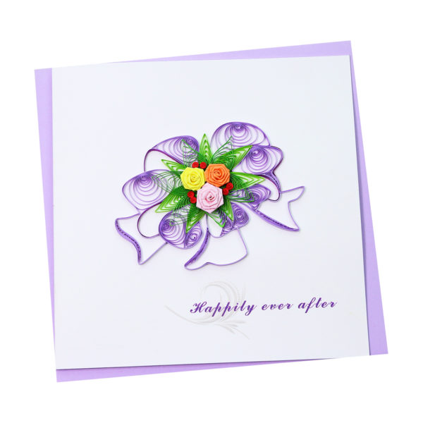VN2XM115069E4 - Quilling Arts - VIET NET - Crafted Gifts By Hand And Heart