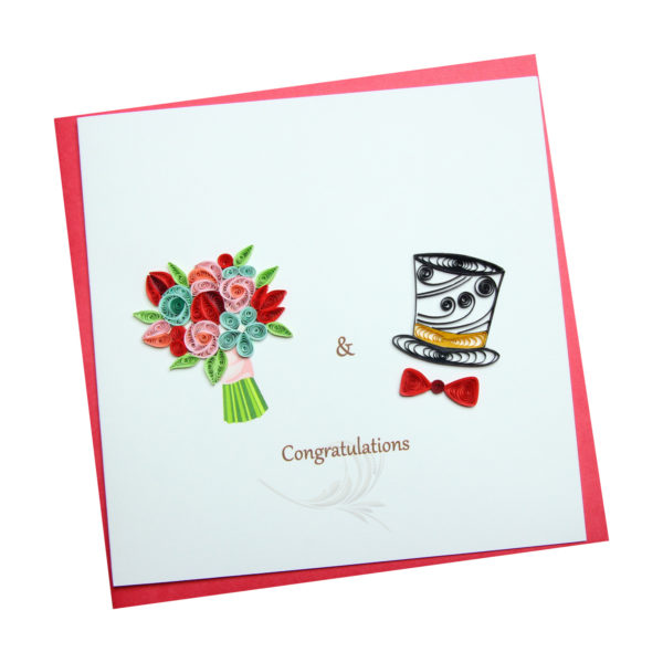 VN2XM1150JUE1 - Quilling Arts - VIET NET - Crafted Gifts By Hand And Heart