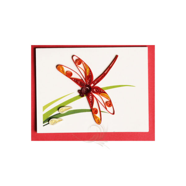 CT2NN106032NN - Quilling Arts - VIET NET - Crafted Gifts By Hand And Heart