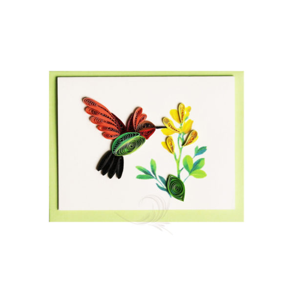 CT2NN106037NN - Quilling Arts - VIET NET - Crafted Gifts By Hand And Heart