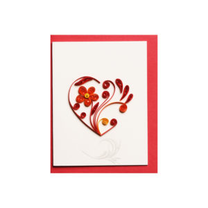 CT2NN106042NN - Quilling Arts - VIET NET - Crafted Gifts By Hand And Heart