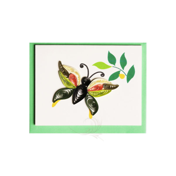 CT2NN106048NN - Quilling Arts - VIET NET - Crafted Gifts By Hand And Heart