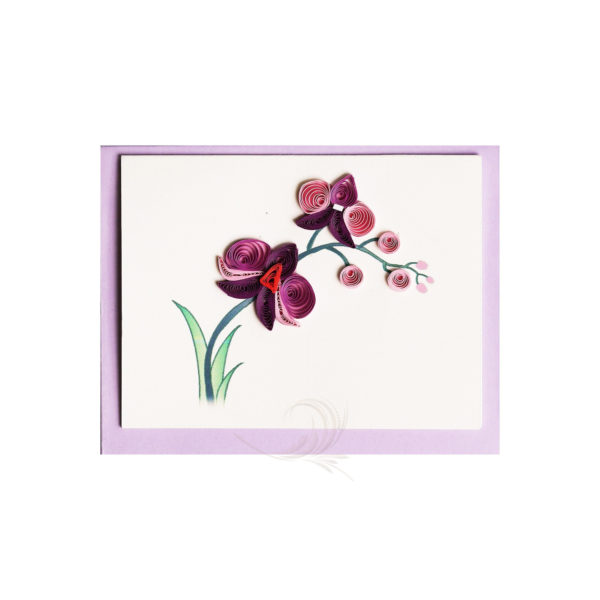 CT2NN106059NN - Quilling Arts - VIET NET - Crafted Gifts By Hand And Heart