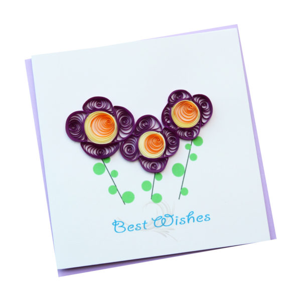 VN2NN110026E1 - Quilling Arts - VIET NET - Crafted Gifts By Hand And Heart