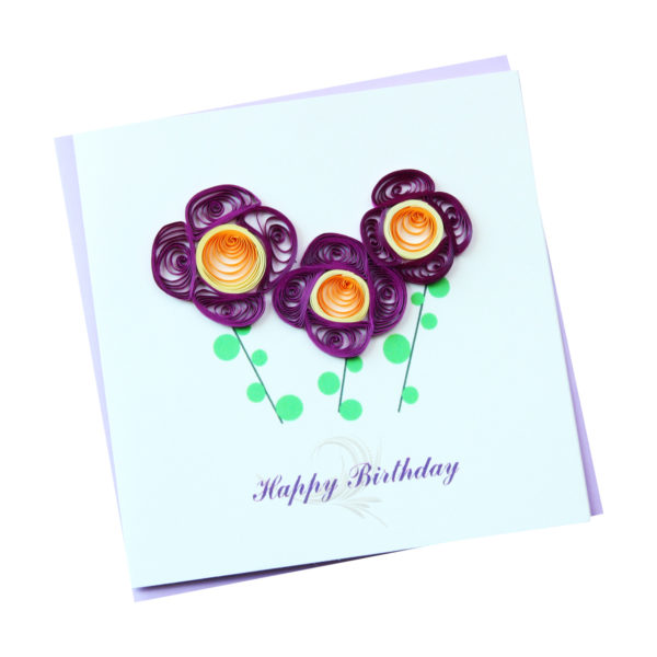 VN2NN110026E2 - Quilling Arts - VIET NET - Crafted Gifts By Hand And Heart