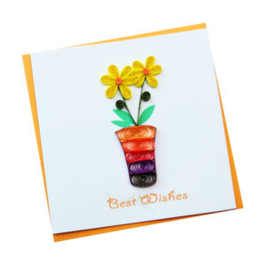 VN2NN110027E1 - Quilling Arts - VIET NET - Crafted Gifts By Hand And Heart