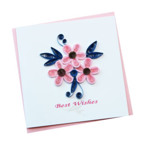 VN2NN110028E1 - Quilling Arts - VIET NET - Crafted Gifts By Hand And Heart