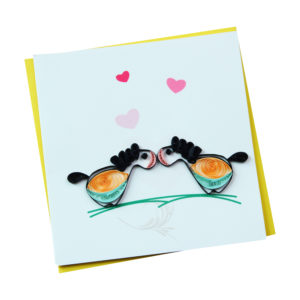 VN2NN110040NN - Quilling Arts - VIET NET - Crafted Gifts By Hand And Heart