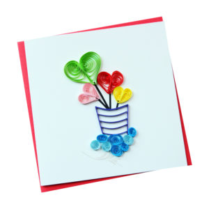 VN2NN110042NN - Quilling Arts - VIET NET - Crafted Gifts By Hand And Heart