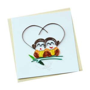 VN2NN110043NN - Quilling Arts - VIET NET - Crafted Gifts By Hand And Heart