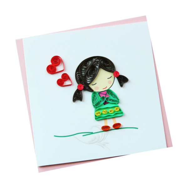 VN2NN110047NN - Quilling Arts - VIET NET - Crafted Gifts By Hand And Heart