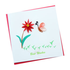 VN2NN110069E1 - Quilling Arts - VIET NET - Crafted Gifts By Hand And Heart
