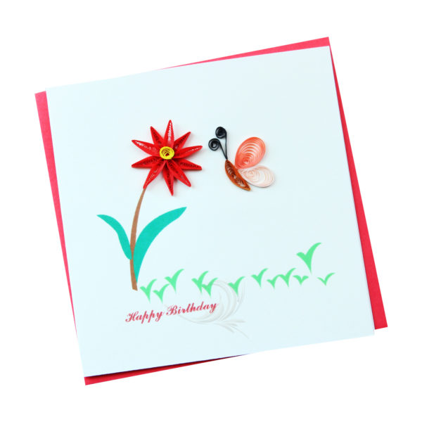VN2NN110069E2 - Quilling Arts - VIET NET - Crafted Gifts By Hand And Heart