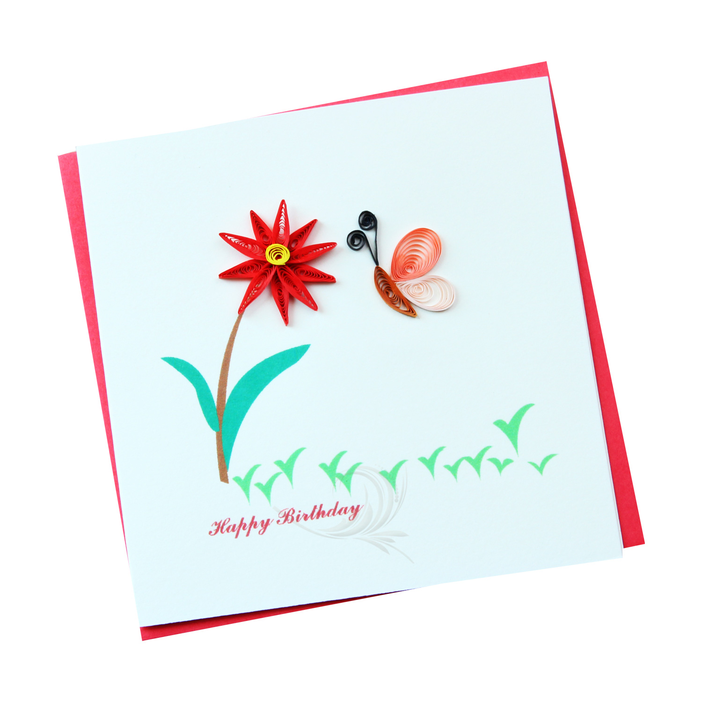 Happy Birthday Vn2nn110069e2 Quilling Arts Viet Net