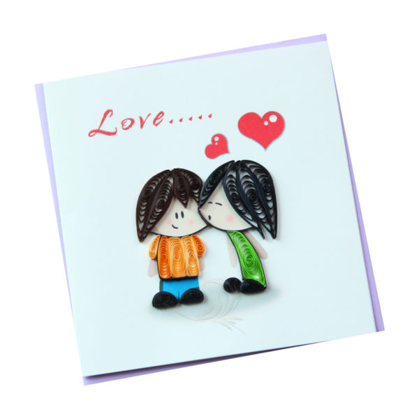 VN2NN110086E1 - Quilling Arts - VIET NET - Crafted Gifts By Hand And Heart