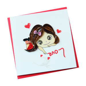VN2NN110088E1 - Quilling Arts - VIET NET - Crafted Gifts By Hand And Heart