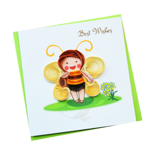 VN2NN110094E1 - Quilling Arts - VIET NET - Crafted Gifts By Hand And Heart